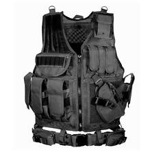 Large Amphibious Combat  Assault Carrier Vest Detachable Tactical Military Vest