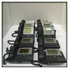 10x Cisco Systems 7940G IP Telephones CP-7940G