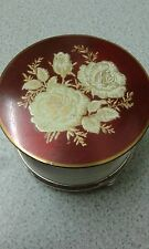 FINE VINTAGE MUSICAL POWDER COMPACT (working)