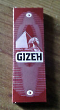 Gizeh Medium Weight Singlewide Cigarette Rolling Papers - Lot Of 5 Packs