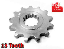 13 Tooth 13T Heavy Duty Front Gearbox Drive Sprocket CPI SM50 SM SX50 SX 50 50cc
