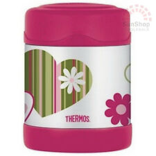 100% Genuine! THERMOS Funtainer 290ml Vacuum Insulated Food Jar Camo Chick!