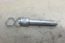 NOS MILITARY Recovery QUICK RELEASE PULL TOWING HITCH PIN LANDROVER Series