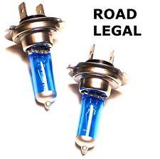 2x ricambio xenon H7 12v 55w auto van DIP o abbagliante testa LUCI LAMPADINE