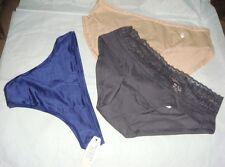 VICTORIA SECRET set of 3 (2 Bikini & 1 Thong / Tanga)