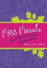 Miss Masala by Mallika Basu (Hardback, 2010)