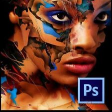Adobe Photoshop CS6 Extended. Photo Editing Software for Windows ( DVD disc )