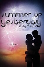 Summer of Yesterday-ExLibrary