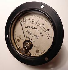General  Electric 8DW 41 D.C. Milliamperes Meter
