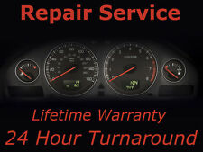 2002-12 Volvo Instrument Cluster Speedometer Repair Service  S60 S80 V70 XC70
