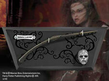 Bellatrix Lestrange Wand, Wall Display & Mini Mask Noble NN7976 Harry Potter New