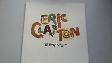 Eric Clapton - Behind the Sun LP Duck/Warner 9251661 German Press EX+ Vinyl