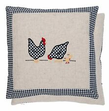 Clayre Eef Pillowcase Pillow Cover Easter reference Chicks Beige 40 40 cm