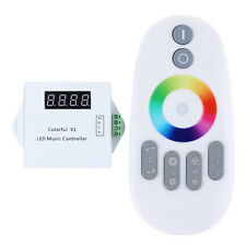 WS2811/WS2812B LED digital music remote controller DC5-24V ;can control 600pixel