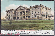 J. Lewis Crozer.Home for Incurables Chester PA 1907 postcard