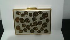 Vintage Make-up Compact - Werber Paris Boite de Nuite - Small Make Up Purse