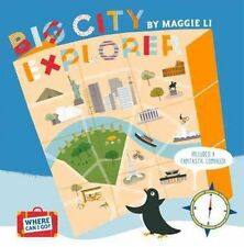 Where Can I Go? Big City Explorer: Amazing World City Maps and Facts by...