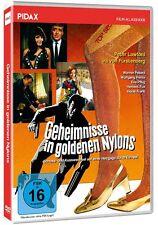 Geheimnisse in goldenen Nylons * DVD Spannender Kriminalfilm Pidax Film Neu Ovp