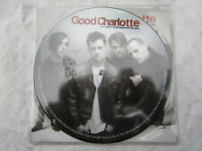 """GOOD CHARLOTTE KEEP YOUR HANDS OFF MY GIRL ...MINT! 7"""" picture disc....... 45rpm"""
