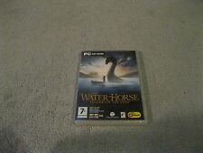 THE WATER HORSE LEGEND OF THE DEEP PC CD *SEALED NEW* AGES 7+ WINDOWS XP/VISTA