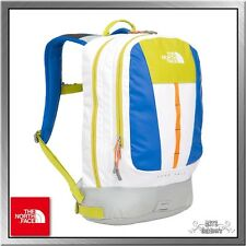The North Face BaseCamp free caso Daypack/mochila portatil bolso TNF White/