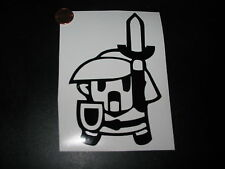 drift sticker jdm retro vinyl dope mario 8 bit flush illest audi zelda Lot Of 2