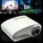 Home Cinema Theater Multimedia LED LCD Projector HD 1080P USB PC AV TV VGA HDMI