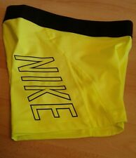 BNWT Women's NIKE PRO running gym training  compression SHORTS Extra Small