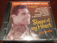 POCKET SONGS KARAOKE DISC PSCDG 1520 SHAPE OF MY HEART POP MALE CD+G MULTIPLEX