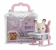 Calico Critters Sylvanian Families BABY HOUSE BABY CHAIR Epoch