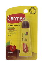 Carmex Soothing Everyday Lip Balm, Cherry 0.35 oz (Pack of 5), New