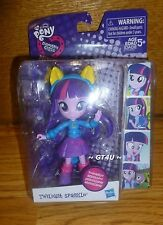 "My Little Pony EQUESTRIA Girls TWILIGHT SPARKLE Minis 4.5"" Doll Wondercolts Ears"