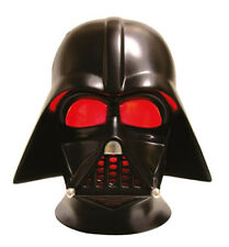 STAR WARS MOOD LIGHT LAMP LAMPADA DARTH VADER FENER GUERRE STELLARI HELMET 16CM