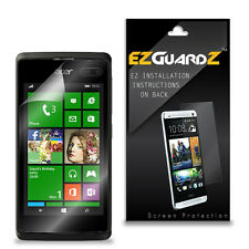 5X EZguardz NEW Screen Protector Skin Cover Shield HD 5X For Acer Liquid M220