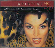 Kristine W-Land Of the Living cdmaxi single 8 Tracks
