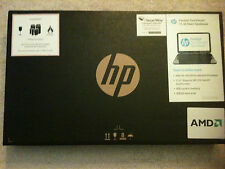 "HP Pavilion Touch Smart 15-b129wm IN Box (AMD A-Series 4 GB 500 GB 15.6"")FreeW10"