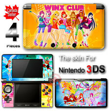 Winx Club SKIN STICKER DECAL COVER for Nintendo 3DS