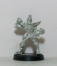 Citadel Metal slotta Blood Bowl Dark Elf lineman 1993 fuera de imprenta (13)