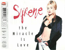 SYRENE - The miracle is love - CD MAXI 4 TITRES - 1997 - RARE