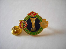 b VITORIA SETUBAL SPARTAK MOSCOW KOSICE cup uefa europa league 1972 football pin