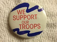 Original  Metal - Operation Desert Storm Pin/Badge/Button
