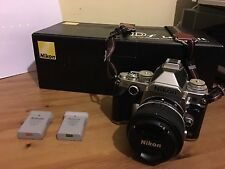 Nikon D Df 16.2MP Digital SLR Camera + Kit Lens