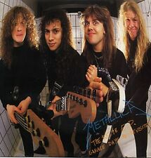Metallica The $5.98 E.P. - Garage Days Re-Revisi Holland Ep