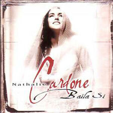 ☆ CD SINGLE Nathalie CARDONE Baila si 2-track card lsleeve inc luna extended mix