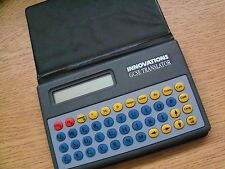 Cal innovations GCSE Translator 12x7x1cm..........................41