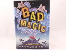 LIKE NEW! Bad Magic by Pseudonymous Bosch Hardcover Book (English)