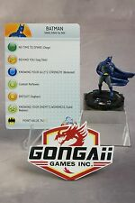 DC Heroclix The Brave and the Bold set Batman #016 Uncommon