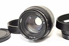 JUPITER 8  2,/50 mm, M39/ LTM Leica screw mount