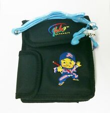 Gameboy Advance Carrying Case for System Games Accessories + Blue Earphone + Lan