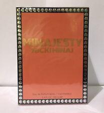 Minajesty By Nicki Minaj 3.3 / 3.4 Oz EDP Spray NIB Sealed Perfume For Women
